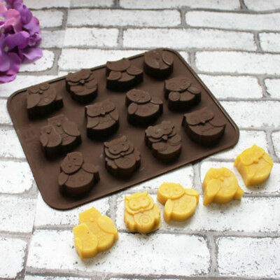 Silicone Cake Decorating Supplies Mould Candy Bread Cookies Chocolate Baking ST