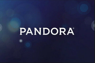 Pandora Plus One Internet Radio 12 Month Gift Code Key Instant E-Delivery (Sale)