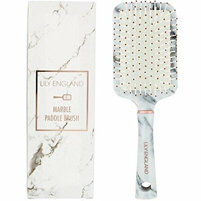Lily England Brosse Plate Marbre