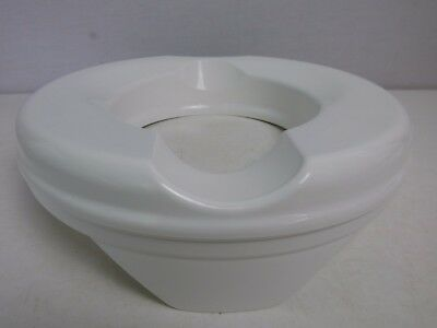 Derby Prima Raised Toilet Seat Raiser