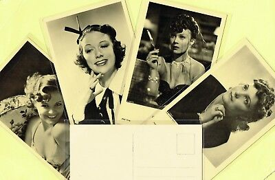 ROSS VERLAG - 1930s Film Star Postcards produced in Germany #A2166 to #A2334