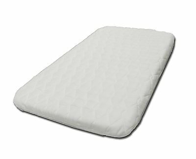 Deluxe Crib Mattress fits Co-Sleeper Bedside Chicco Next 2 Me  83x50x5cm