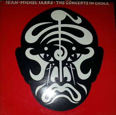 """12""""-DoLP-Vinyl: Jean-Michel Jarre - The Concerts in China"""