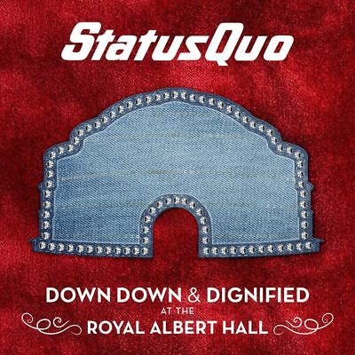 Status Quo - Down Down & Dignified At The Royal Albert Hall (CD)