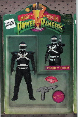 Mighty Morphin Power Rangers #24 Action Figure variant Cover Boom!