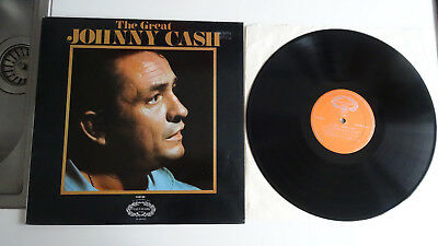 Johnny Cash, The Great Johnny Cash