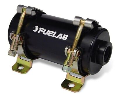 Fuelab High Pressure EFI In Line Fuel Pump, rated up to 1500HP, Street/Strip