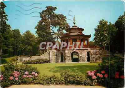 Modern Postcard Isle Adam in the Park of Cassan the Chinese House