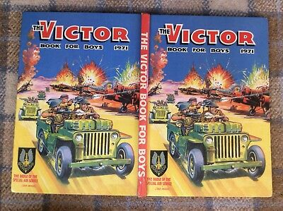 VICTOR BOOK ANNUAL 1971 Super Condition
