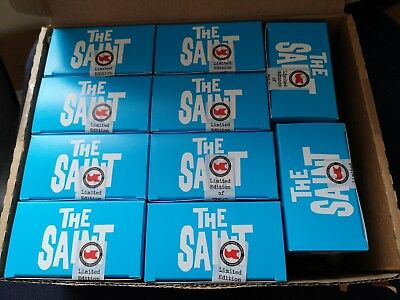 The Saint 10 Box Case - with 10 Base Sets and Promo Cards - Unstoppable Cards