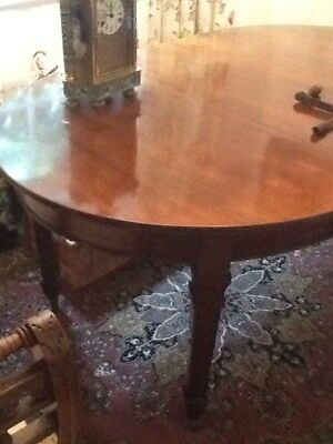 William IV Extending Mahogany Dining Table