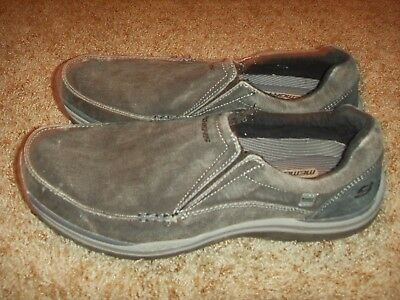 de358c4f Skechers Relaxed Fit, Expected-Avillo, Slip on Shoes, 64109 Mens Size 10.5