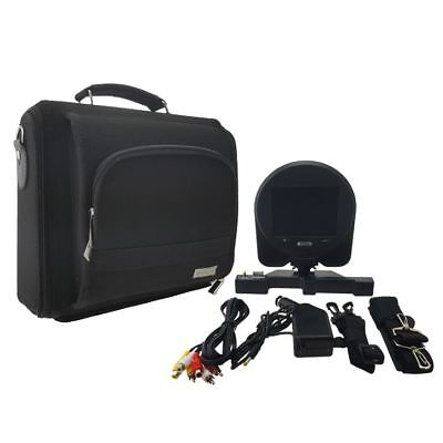 "Wholesale Joblot Bulk Ps2 Travel Pack Portable Carry Case Car Adaptor 5"" Screen"
