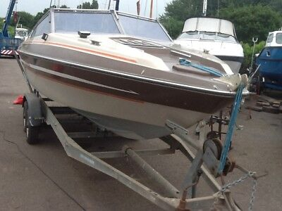 Fletcher 22 foot Arrowbolt 1985 family owned from new PROJECT with trailer