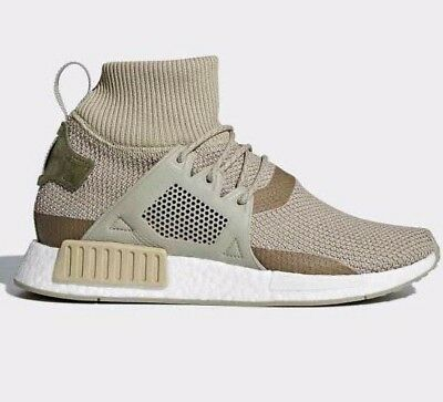 ADIDAS ORIGINALS NMD XR1 Mid Winter ® ( Men All Sizes 6 12 ) Biege Grey Brown