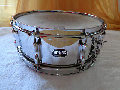 """Premier Olympic 1960s England Vintage Snare 14""""x 5,5"""""""