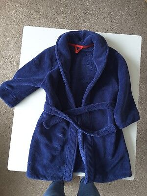 Baby boy Mothercare dressing gown 18-24 months