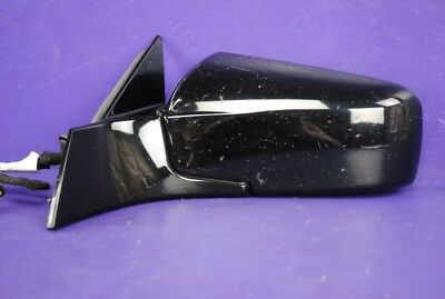 03-07 Cadillac CTS Power Side Door Mirror Sideview Auto Dim Driver Left Black
