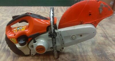 "Stihl TS420 Cutquik 14"" Concrete Saw Cut-Off Saw NO RESERVE AUCTION"
