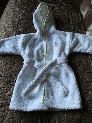 Baby's Dressing Gown, Mothercare, Size S, Up To 6 Months.