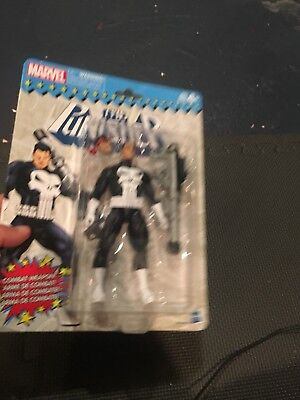 Marvel Legends Retro Punisher 6 Inch Action Figure