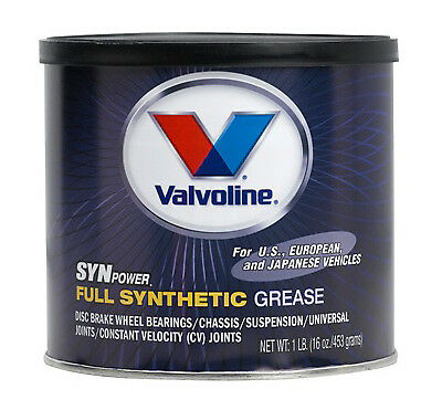 Valvoline Oil VV986 LB Synthetic Grease - Quantity 1