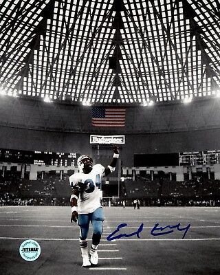 14f44f15 Earl Campbell Houston Oilers Signed Autographed 8x10 Phot FSG Authentic I