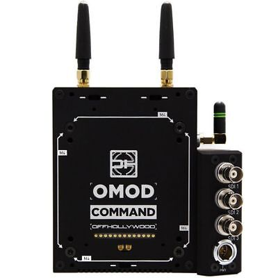 OMOD COMMAND For RED DSMC2 camera