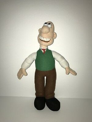 Wallace Plush From Wallace & Gromit 14""
