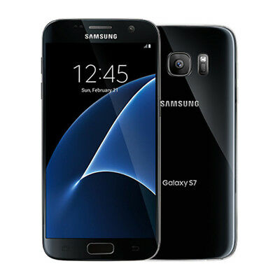 Samsung Galaxy S7 G930T (T-Mobile) 4G LTE 32GB Smartphone White/Black/Gold A+