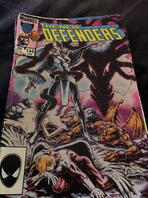 New Defenders 129-133 135 138-145..Great Condition!!! Lot Of 14