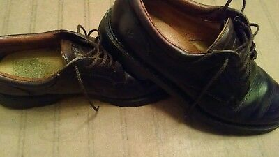 Frye RICHMOND Mens US 10 1/2 M Brown Leather Lace-Up Oxfords Casual Shoes