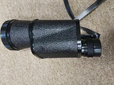 Nice Higher End 7x50 Full Size Monocular - Japan Made