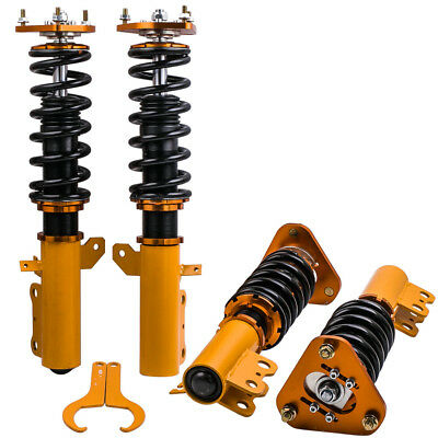 Racing Coilovers Kits For Toyota Celica FWD 1990-1993 Adj. Height Shock Struts
