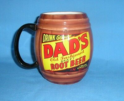 Teleflora - Dad's Old Fashioned Root Beer Large Barrel Mug