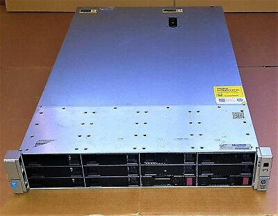 HPE DL380 GEN9  E5-2640 V3 2.60GHz 64GB DDR4 2X NEW 4TB HDDs P440ar 2GB