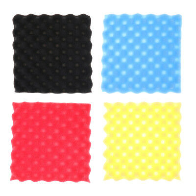 30x30cmSoundproofing Foam Studio Acoustic Sound Treatment Absorptions Wedge FY