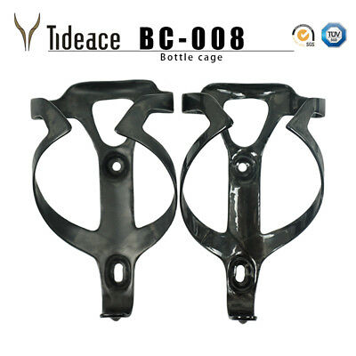 2PCS Carbon Bottle Cage UD Matte Glossy Bicycle Water Bottle Holder EB002