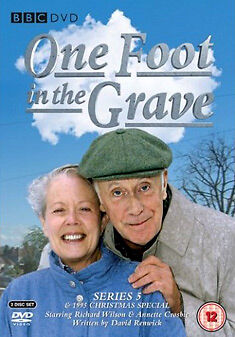 One Foot In The Grave Complete 5th Series Dvd Brand New & Factory Sealed