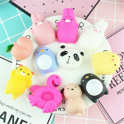 ini ute nimals Squeeze ochi Slowing ising Toy Soft Stress elief VC
