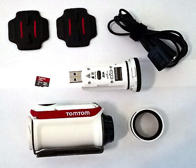 TomTom Bandit GPS Actionkamera Action Cam 32GB