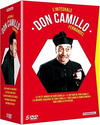 Don Camillo - L'integrale - DVD