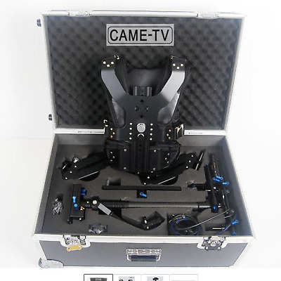 Came-TV Pro 2.5-15kg Load Camera Steadicam With Pelican Case