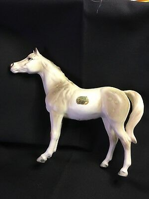 Beautiful Lefton Large Horse In Great Shape Numbered And Labeled