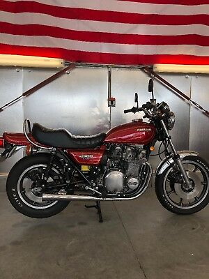 1976 Kawasaki LTD  First year for the mighty  900 LTD, beautiful original stock Kawasaki,