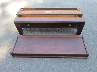 Globe-Wernicke  Barrister Bookcase Drawer Base C or D 998 1/2 Grade and top
