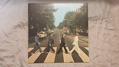 THE BEATLES Abbey Road Lp Vinyl selten