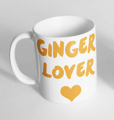 Ginger And Proud Novelty Geeky Quirky Funny Gifts For Him Her Secret Santa Mug