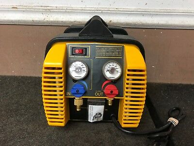 Appion G5TWIN Refrigerant Recovery Machine Great Condition
