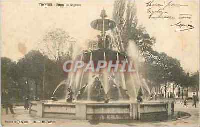 CPA Troyes Fontaine Argence
